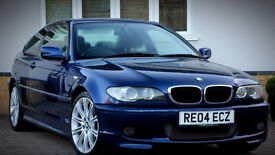 BMW E46 M-SPORT GREAT CAR FOR GOOD VALUE
