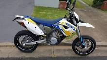 HUSABERG FS570 SUPERMOTARD LAMS  APPROVED Bass Hill Bankstown Area Preview