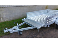 New Paxton 7' x 4' General Purpose Trailer