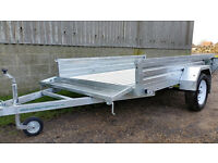 New Paxton 8' x 5' General PurposeTrailer