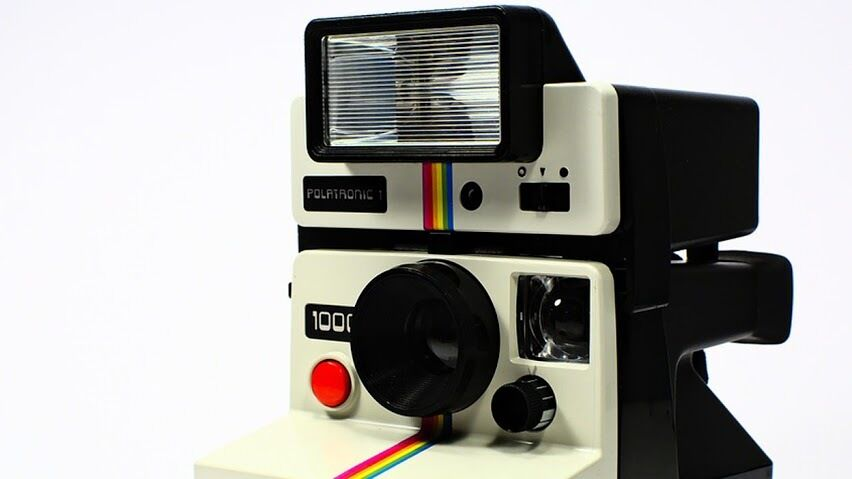 The Famous Shoebox-And-Polaroid-Photo Solution