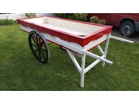Market Cart / Barrow / Wedding / Vending Stall for Sale MUST SELL!!