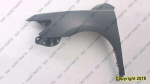 Fender Front Driver Side CAPA Toyota Camry 2007-2011