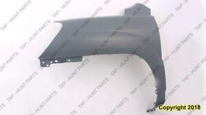 Fender Front Driver Side Without Moulding Hole Lx Model CAPA Kia Sportage 2005-2010