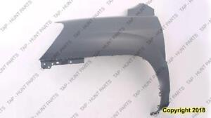 Fender Front Passenger Side Without Moulding Hole Lx Model Capa Kia Sportage 2005-2010