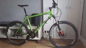 "Ragley Piglet 19"" mountain bike"