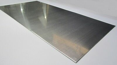 2024 Aluminum Sheet T3 .080 Thick X 24.0 Width X 48.0 Length