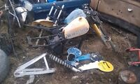 1980 YAMAHA IT125 PARTS