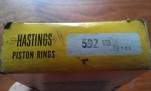 FORD/CHEVY PISTON RING SET Prince George British Columbia image 2
