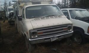 71/77/78 DODGE VAN AND AMBULANCE PARTS