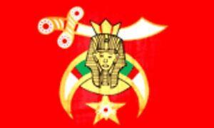 Shriner's Flag Oakville / Halton Region Toronto (GTA) image 1