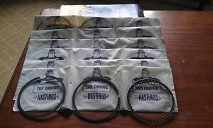 FORD/CHEVY PISTON RING SET