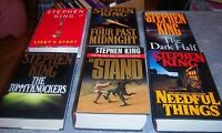 Stephen King  and LOTS More