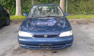 Car runs . great on gas. As is 700$ obo