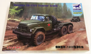 Bronco 1/35 Russian Zil-131V Tractor Truck