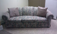 Sofa - Clean & in Good Conditions - Free
