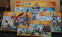 Lego Castle 2013 collection 70400 70401 70402 70403 70404 NEUF