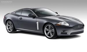 2007-2010 Jaguar XKR Coupe (2 door)