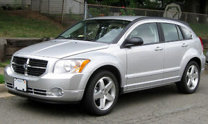 2007 Dodge Caliber Sedan lady owned since 2007