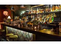 General Manager wanted for lively rum bar in Marylebone