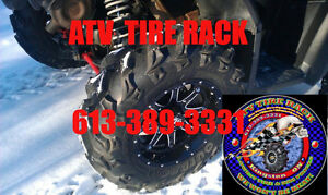 STI OUTBACK  ATV TIRE RACK Lowest Prices $$