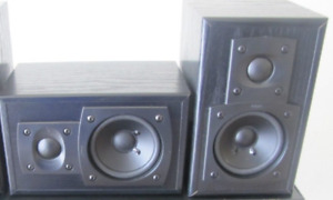 Jamo E500 speakers - 70 Watts
