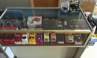 Amherst Music Center - New and used pedals.