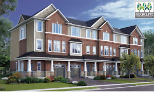 Waterdown End Unit Free hold Townhouse for Assignment Sale