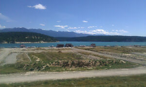 Lakefront Lot on Lake Kookanusa, Fernie BC