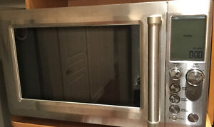 Breville Quick Touch Microwave