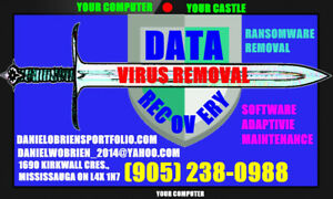 Web Design, SEO, Virus Removal, Data Recovery, & Business Cards