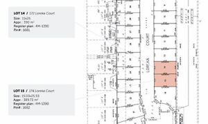 Residential building lots for sale - Stittsville
