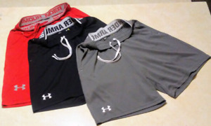 Under Armour Sports Shorts, Adult Small