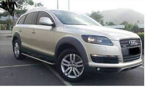 4x Audi Q7 18inch Alloy Wheels Fit V10 Touareg All Cayenne 5X130 Georges Hall Bankstown Area Preview