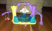 Polly Pocket Coral Pool