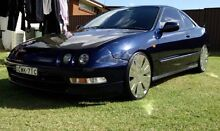 1997 Honda Integra sunroof long rego Greystanes Parramatta Area Preview