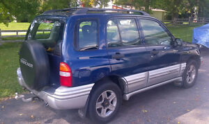2002 Chevrolet Tracker LX West Island Greater Montréal image 1