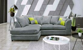 New Corner Sofa in grey