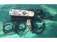 TVonics DVB Freeview tuner/set-top-box