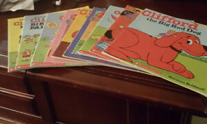 Lot Of  13 Clifford The Big Red Dog