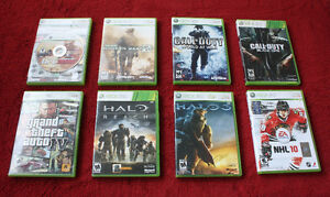 Xbox 360 with 8 Games (Reduced) St. John's Newfoundland image 3