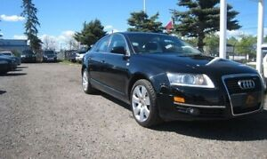 2006 Audi A6 4.2 quattro  AWD/ NAV/BLUTH/ LEATHER/ SUNROOF/ 6MTH