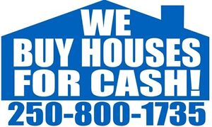 $ We Buy Houses - Fast Cash