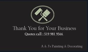 Painter and Decorators for hire Windsor Region Ontario image 2