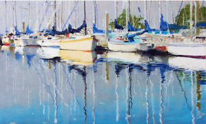 Commission an Oil Portrait of your Boat