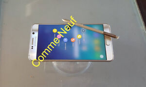 Samsung Galaxy Note 5 Débloqué Nouvelle Condition, 32GB Or-Gold
