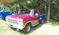 1979 Ford F-250 Camionnette