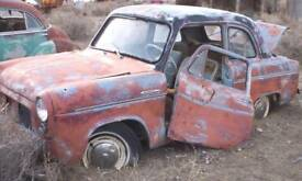 Wanted ford anglia parts