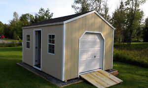 PORTABLE GARAGES | ATV STORAGE | WORKSHOP | GARDEN SHEDS Cornwall Ontario image 2