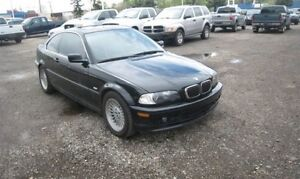 2003 BMW 3 Series 325Ci  LOADED/ LEATHER/CERTIFIED